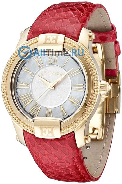 цена  Женские часы Escada E3330042  онлайн в 2017 году