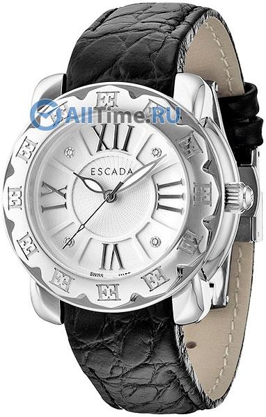 цена  Женские часы Escada E4060011  онлайн в 2017 году