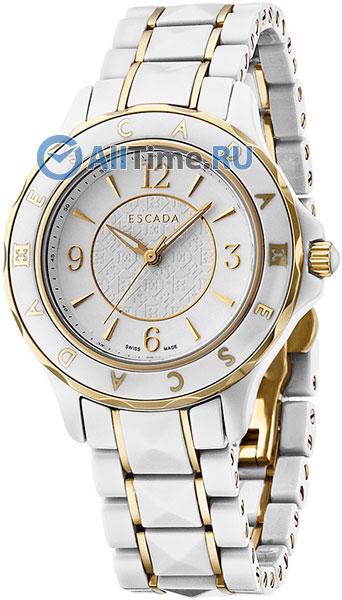 цена  Женские часы Escada E4165012  онлайн в 2017 году