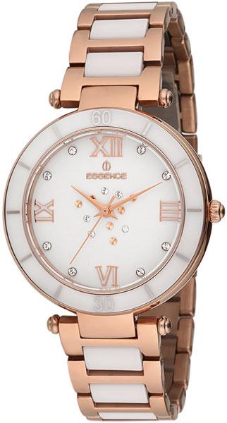 Женские часы Essence ES-6448FE.433 женские колье и кулоны brosway стальной кулон с цепочкой и кристаллами swarovski bni04