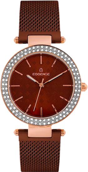Женские часы Essence ES-6469FE.540 женские колье и кулоны brosway стальной кулон с цепочкой и кристаллами swarovski bni04