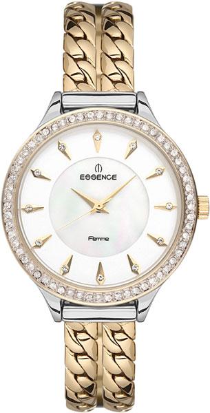 Женские часы Essence ES-D1075.220 женские колье и кулоны brosway стальной кулон с цепочкой и кристаллами swarovski bni04