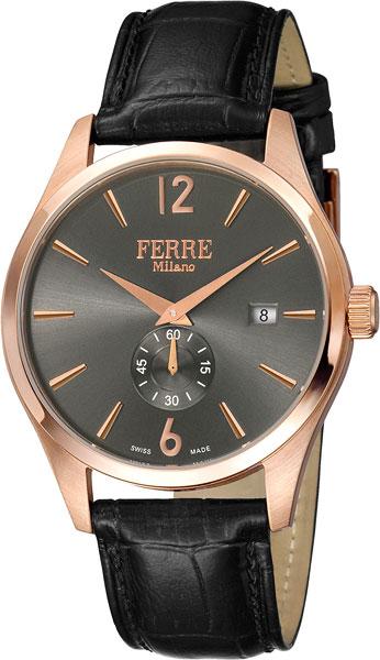 Мужские часы Ferre Milano FM1G040L0041 подвески бижутерные ferre milano подвеска