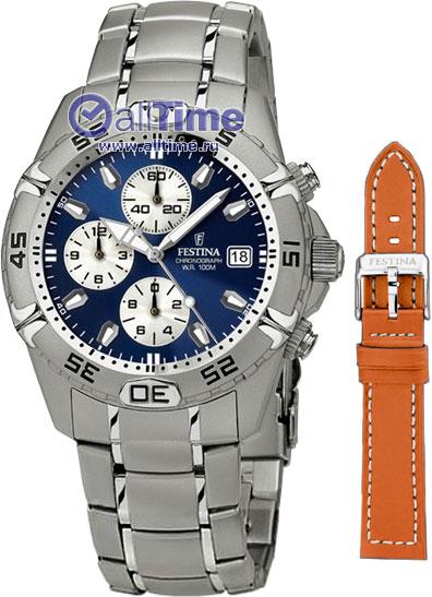 Мужские часы Festina F16169/3 рулетка vira 5мх19мм с автостопом