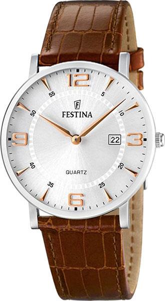 Мужские часы Festina F16476/4 цена и фото