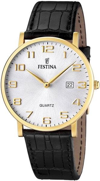 Мужские часы Festina F16478/2 цена