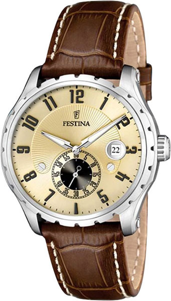 Мужские часы Festina F16486/2 non working fake dummy phone sample display model for iphone 5