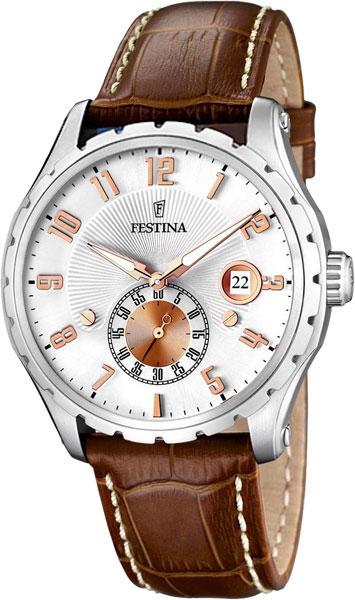 все цены на  Мужские часы Festina F16486/3  онлайн