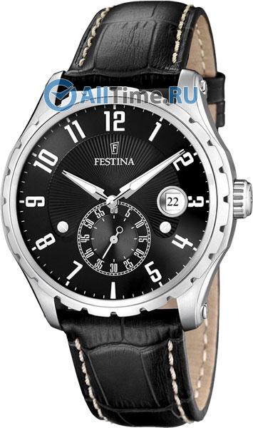 все цены на  Мужские часы Festina F16486/4  онлайн