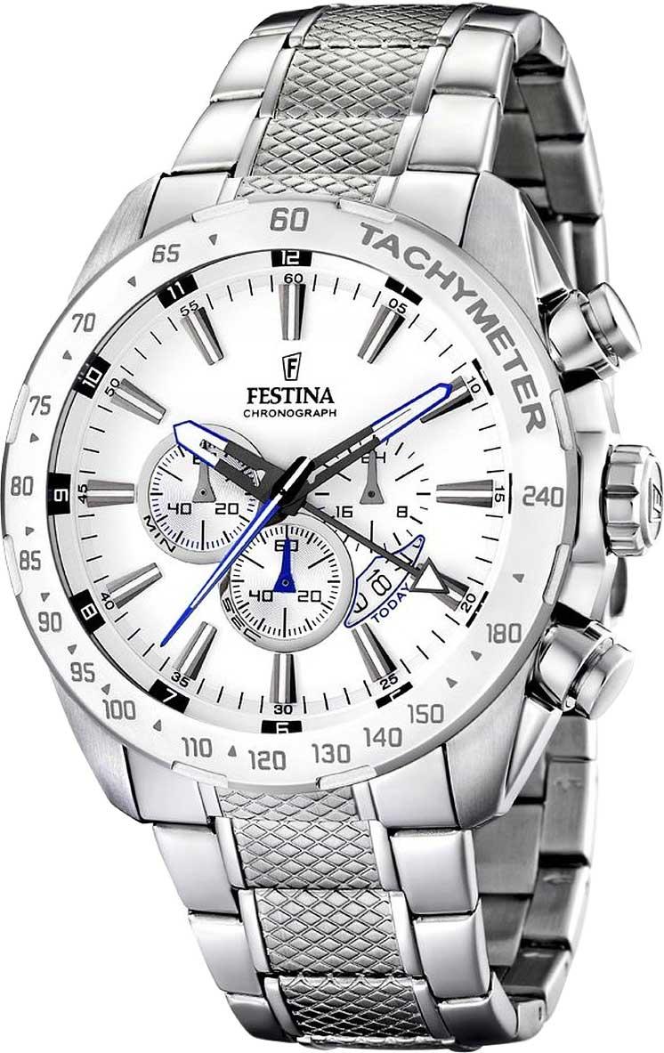 Фото - Мужские часы Festina F16488/1 наручные часы festina f6828 1