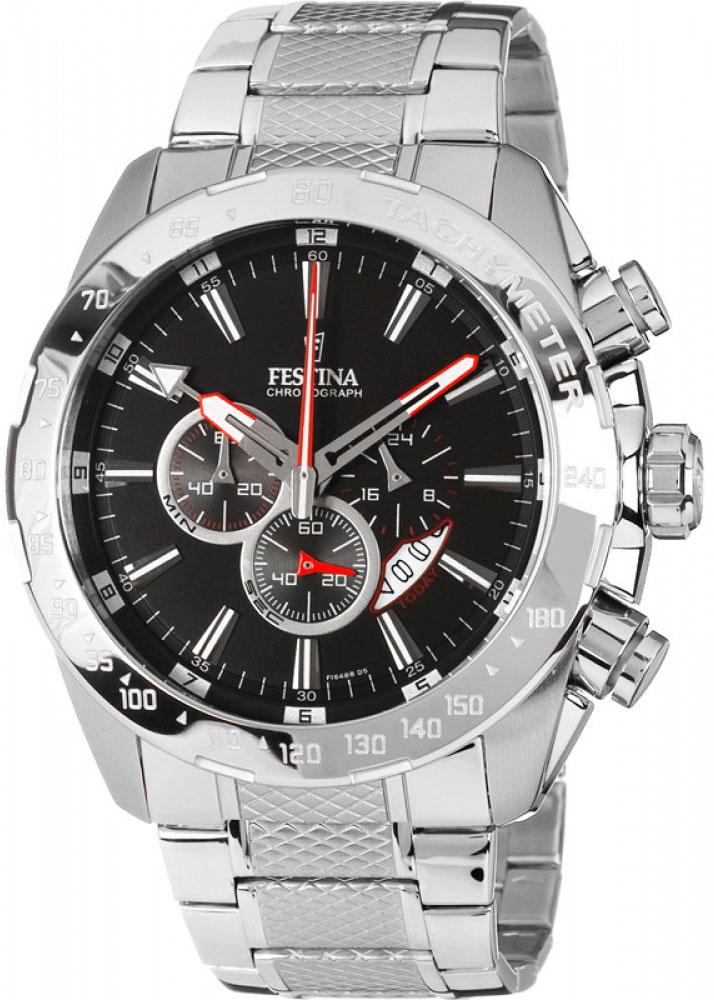 Мужские часы Festina F16488/5 мужские часы festina f20344 5