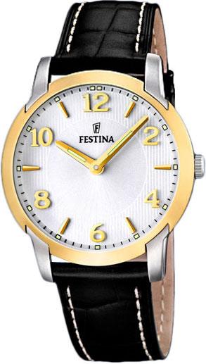 Мужские часы Festina F16508/2-ucenka цена 2017