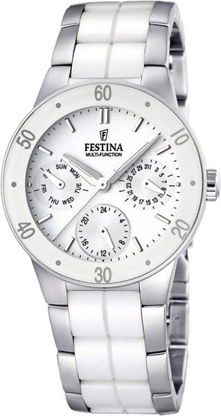 Женские часы Festina F16530/1 все цены