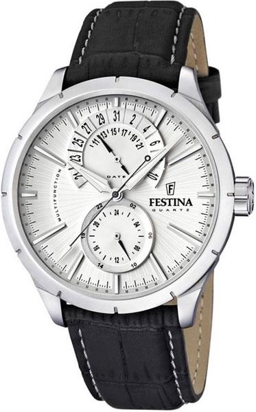 Мужские часы Festina F16573/1 festina festina 16573 3 retro