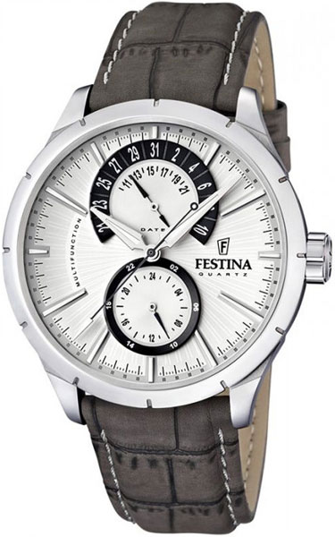 Мужские часы Festina F16573/2 festina festina 16573 3 retro
