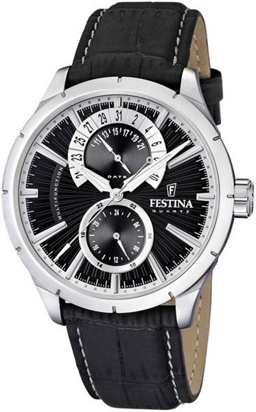 Мужские часы Festina F16573/3 festina festina 16573 3 retro