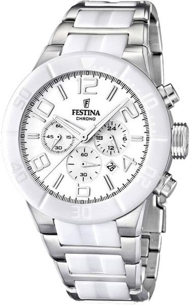 лучшая цена Мужские часы Festina F16576/1