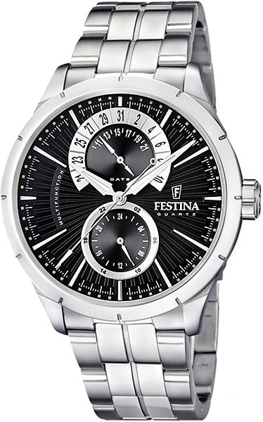 Мужские часы Festina F16632/3 мужские часы festina f16632 2