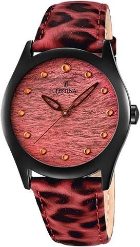все цены на  Женские часы Festina F16649/2-ucenka  онлайн