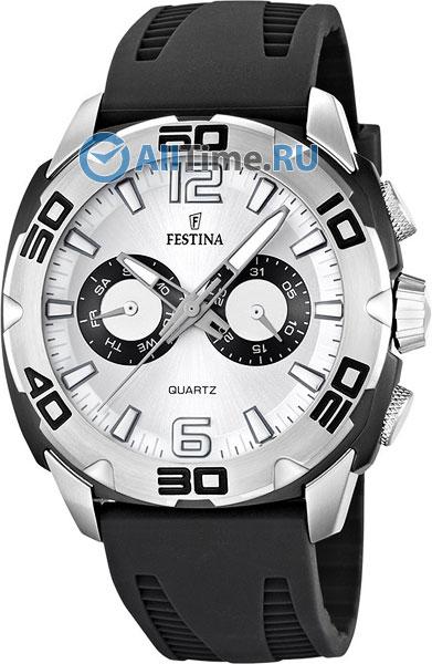 лучшая цена Мужские часы Festina F16665/1