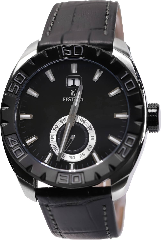 Мужские часы Festina F16674/4 все цены