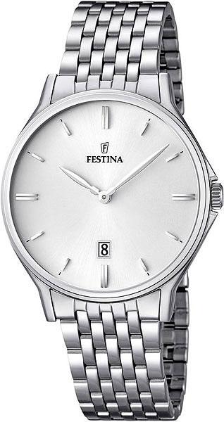 Мужские часы Festina F16744/2 цена и фото