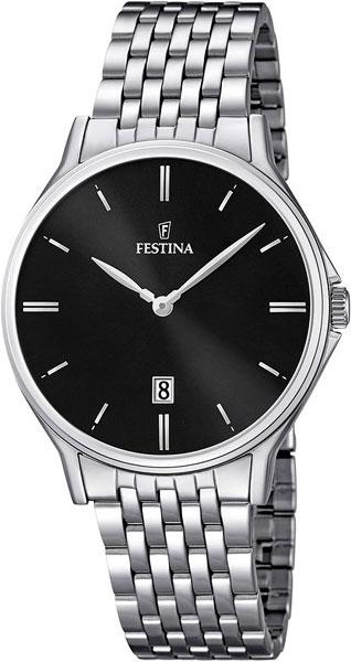 Мужские часы Festina F16744/4 цена