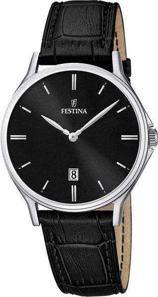 Мужские часы Festina F16745/5 мужские часы festina f20344 5
