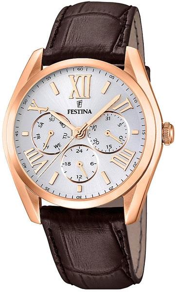 Мужские часы Festina F16754/1 цена и фото