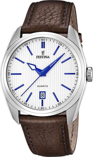 Мужские часы Festina F16777/2 мужские часы festina f20276 2