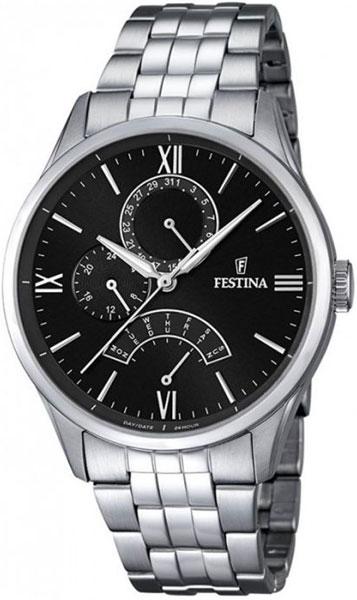 Фото - Мужские часы Festina F16822/4 мужские часы festina f20536 4