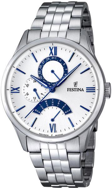 Мужские часы Festina F16822/5 мужские часы festina f6855 5