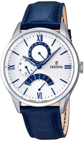 Мужские часы Festina F16823/5 мужские часы festina f20344 5