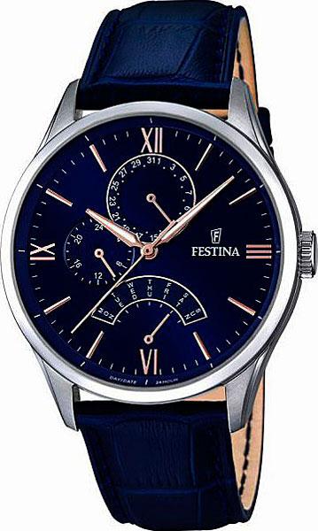 Мужские часы Festina F16823/3  цена