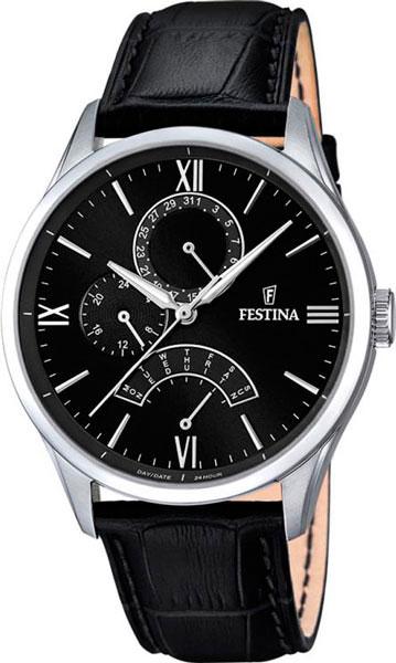 Мужские часы Festina F16823/4 цена и фото