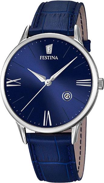 Мужские часы Festina F16824/3 цена