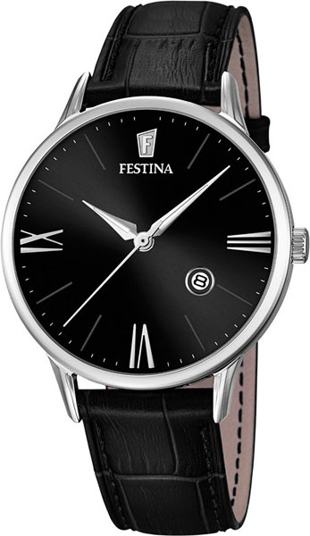 все цены на  Мужские часы Festina F16824/4  онлайн