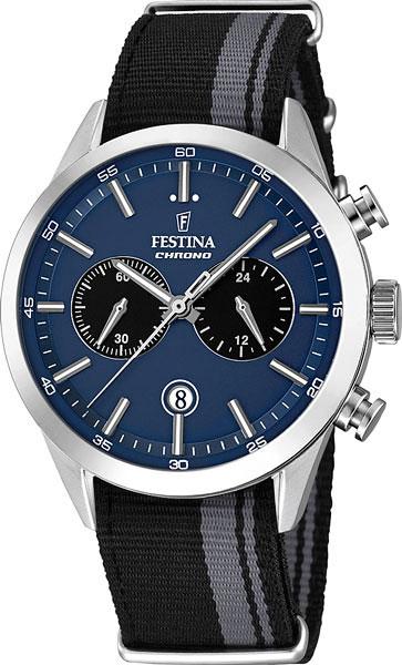 Мужские часы Festina F16827/2 мужские часы festina f20271 2