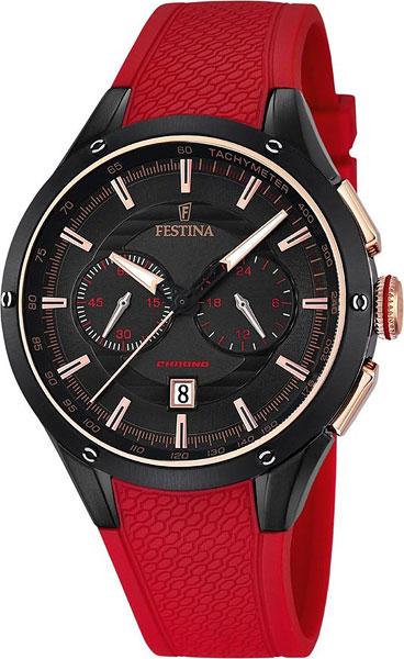 Мужские часы Festina F16833/1 цена и фото