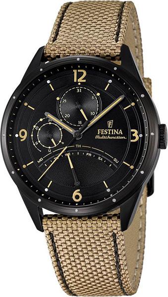 Мужские часы Festina F16849/1 цена и фото