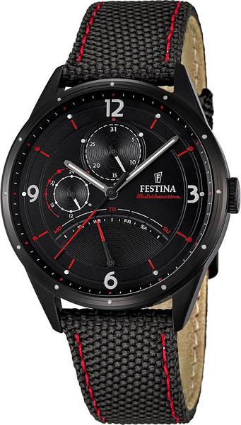 Фото - Мужские часы Festina F16849/2 мужские часы festina f6851 2