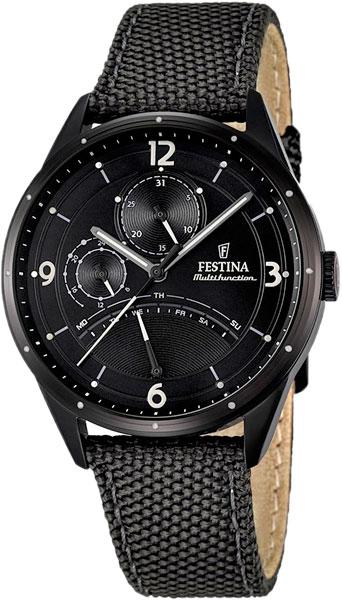 Мужские часы Festina F16849/3 цена