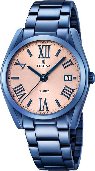 Женские часы Festina F16864/1 женские часы festina f20336 1