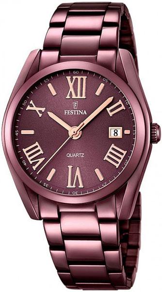 Женские часы Festina F16865/1 женские часы festina f20336 1