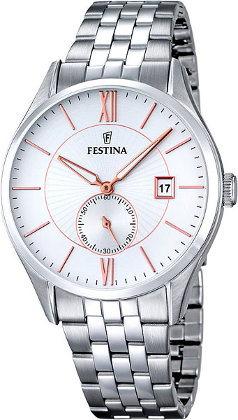 Мужские часы Festina F16871/2 цена