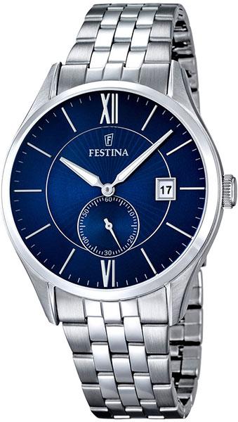 Мужские часы Festina F16871/3 цена