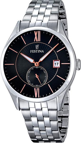 Мужские часы Festina F16871/4 цена