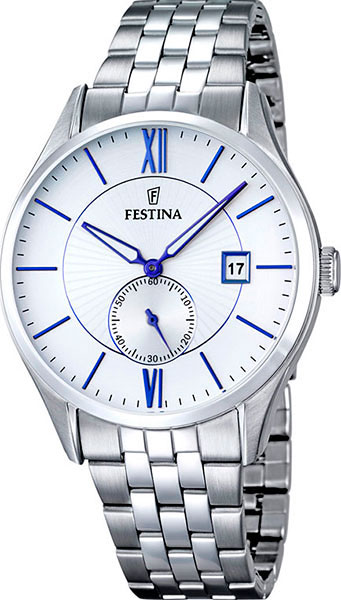 Мужские часы Festina F16871/1 цена