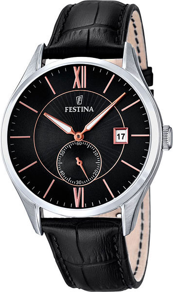 Мужские часы Festina F16872/4 все цены