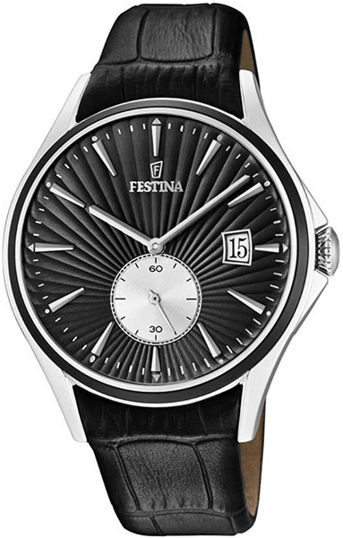 Мужские часы Festina F16980/4 цена
